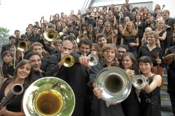 NJO Symfonieorkest foto door Nic Limper
